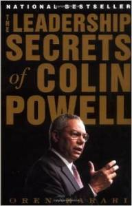 Colin Powell leadership lessons