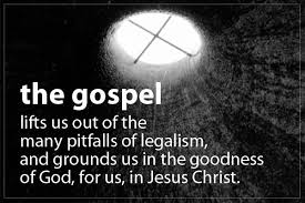 gospel and legalism