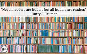Truman quote about readers