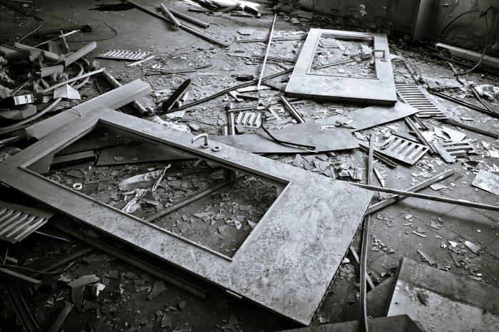 tearingdown