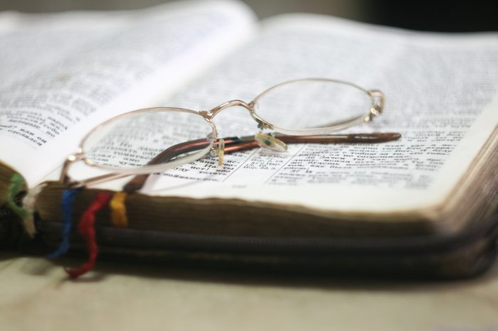 bible-blur-book-273936