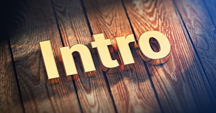 Introduction-essay